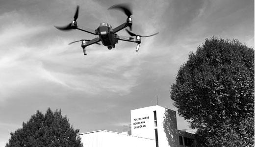 OSIRYS COMMUNICATION Bordeaux - Tournage Vidéo - Réalisation Drone