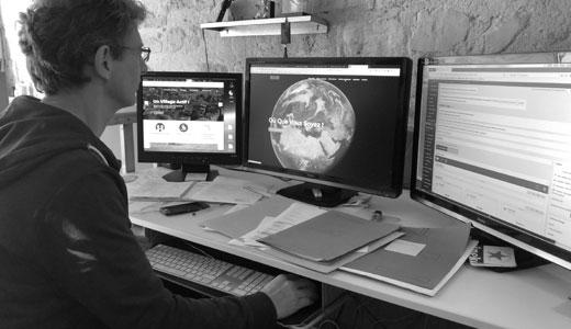 OSIRYS COMMUNICATION Bordeaux - Site web didier