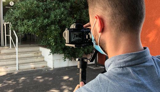 OSIRYS COMMUNICATION Bordeaux -Réalisation vidéo Lucas GORRY