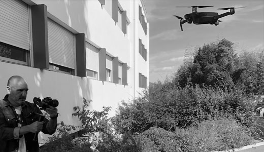 OSIRYS COMMUNICATION BORDEAUX - tournage vidéo drone